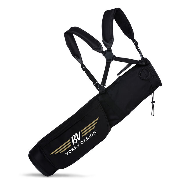BV Wings Sunday Carry Bag - Black/Gold