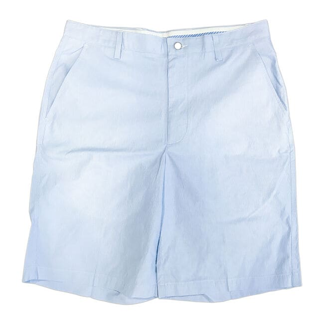 FJ Performance Golf Shorts - Light Blue