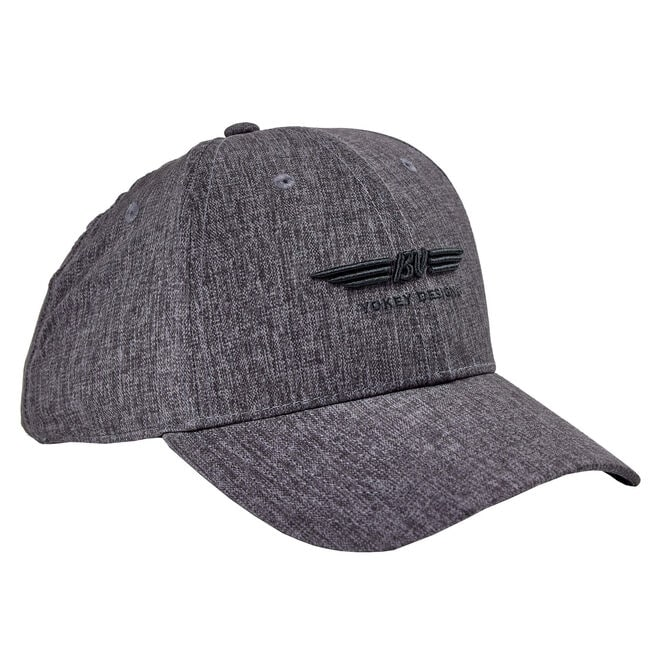 BV Wings Performance Heather Cap - Graphite