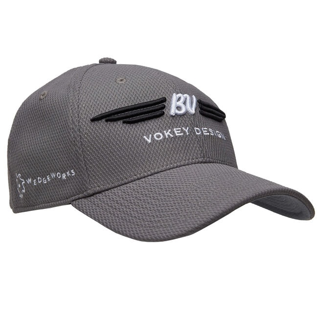 BV Wings Tour Elite Cap - Charcoal/Black