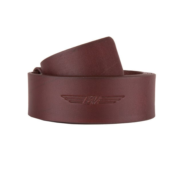 BV Wings Full Grain Leather Belt - Brown