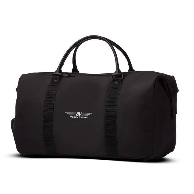 Titleist Club Sport Boston Bag w/ BV Wings - Black