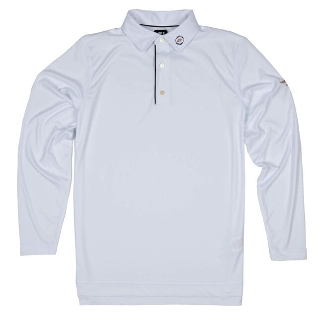 FJ Long Sleeve Sun Protection Shirt - White