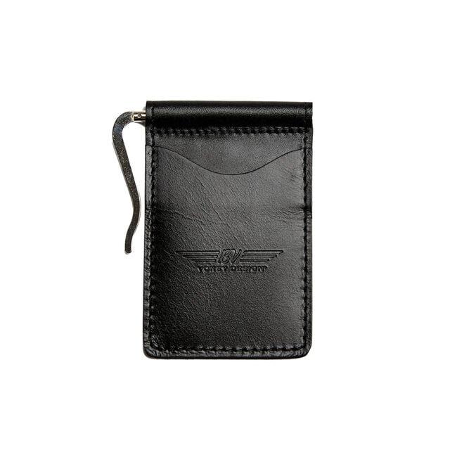 Vokey Leather Money Clip - Black