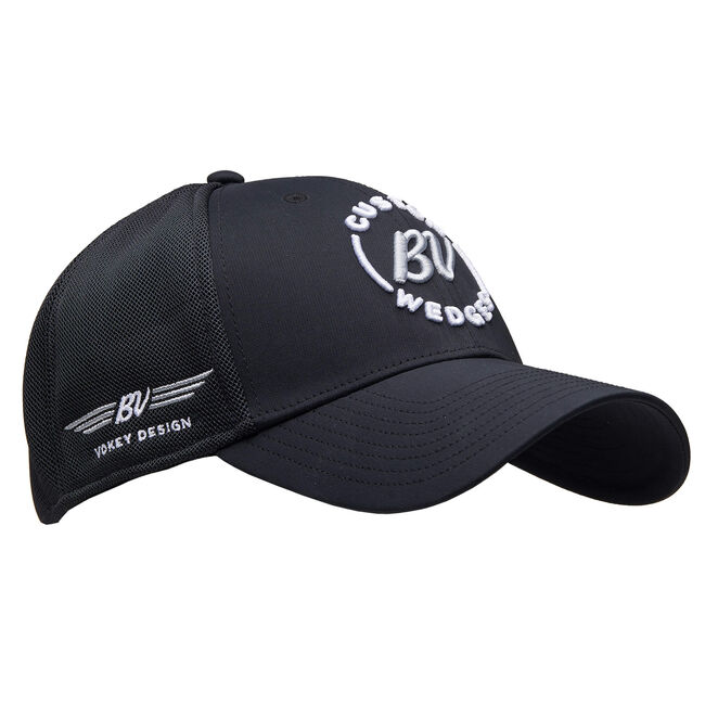 Vokey Tour Sports Mesh Cap - Black White Silver b9b81abfc37
