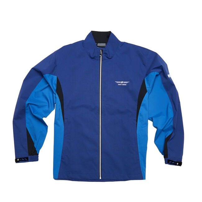 FJ Hydrolite Rain Jacket - Twilight/Blue Marlin