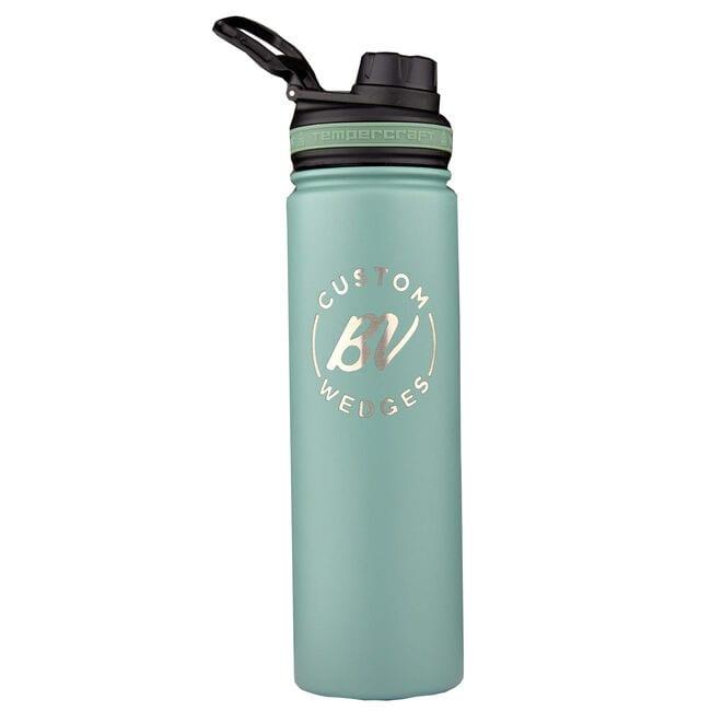 Vokey 22oz Stainless Steel Sport Bottle - River